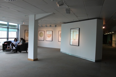 Hannah Maclure Centre Gallery, Dundee Scotland, 26 July – 11 August 2013.